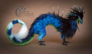 The Great Cyclone Dragon (FOR AUCTION) by AnyaBoz