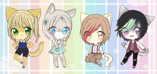 :More adopts (Closed): by avozinha