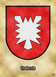 Arms of Holstein by Undevicesimus