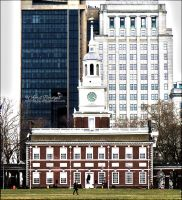 Independence Hall by babygurl83