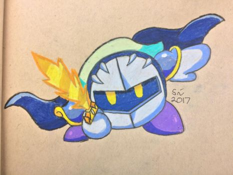 MetaKnight Prisma Color  by SamsterBoy