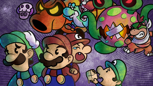 Mario and Luigi: Partners in Time TAS Thumbnail by MuzYoshi