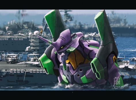 Unit 01 by knotty02