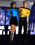 TNG Selin and Price by Sailmaster-Seion