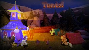 [DL] Pony Tents by CobbaltCO