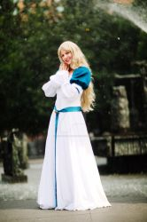 The Swan Princess by Essiescosplay