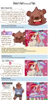 Doxy's Sai and Photoshop Tips 1 by mldoxy