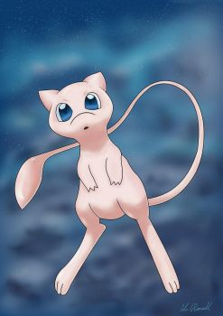 Mew by Irrabelle