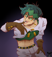 Messed up Rohan by xNIR0x
