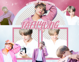 Pack Png 981 // V (BTS) by BEAPANDA