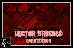 Vector Brushes: Card Edition by DemosthenesVoice