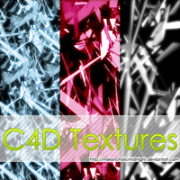 3 C4D Textures by MelancholicMidnight