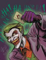 JOKER CARD by LaRhsReBirTh
