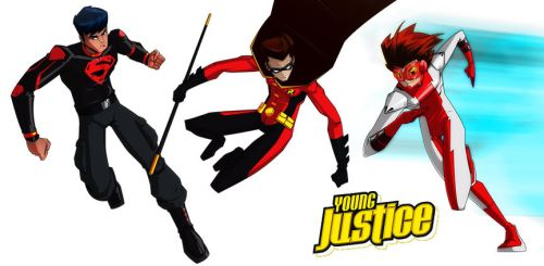 OG Young Justice by KWESTONE