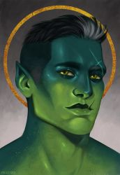 fjord by misi-chan