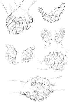 Hands by PalaMarco