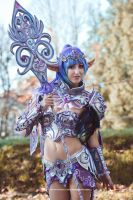 Original Elf cosplay by Adelbra