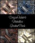 Winter's Metallics Grad Pack by NatalieKelsey
