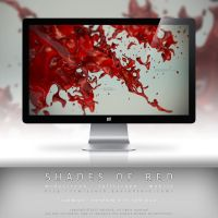Shades of red by Twistech
