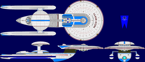 USS Alacrity Multi-View by captshade