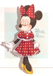 Minnie Mouse  by riukime