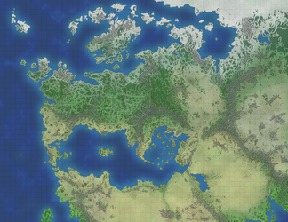 Thalia Map 1 (without labels) by DarthZahl