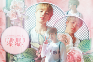 [PNG PACK #3] BTS JIMIN - MELLI'S EDITS by MellisEdits