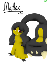 Marlox the Mawile by LucianTheDemon