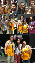 Who We Met At ConnectiCON 2018 by Cyber-murph