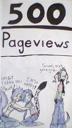 Pageviews by she-wolfkiyoko