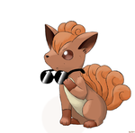 Mother of Vulpix by Rioteru