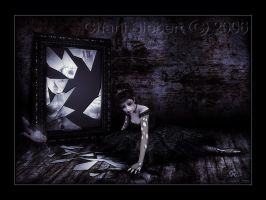 Shattered Dreams Broken Glass by pharie82