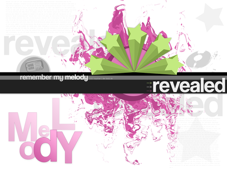 Melody Revealed by aquillian