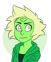 Peridot Doodle by summer-draws