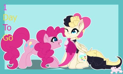 Songbird Serenade With Pinkie Pie (PSD) by jasonanimation4