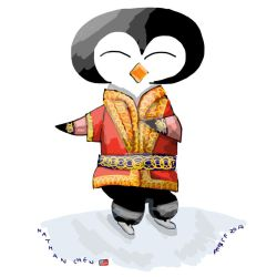 Penguin 65: NATHAN CHEN by arxtici