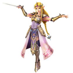 Princess Zelda - Biography by KingofSupremeChaos