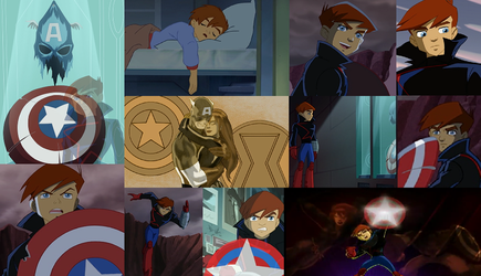 James Rogers collage by saintofstars