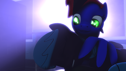 (SFM/MLP/OC) Taking care of you by FireSparky