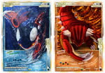 Kyogre Groudon Legends by Laikari