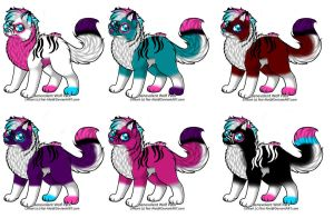 Liath Colours by MoscoMoon