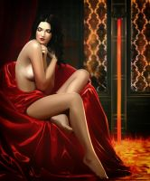 Burning Desire by Predator2104