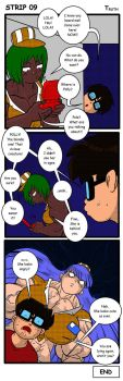 Strip 09 - Truth by MISTERBIGT