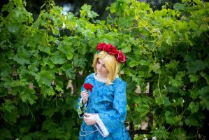 Little fairy forest - Chibi France cosplay by blanelle29
