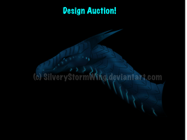 Unfathomable Depths Auction CLOSED by SilveryStormWing