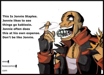 Be Like Jonnie by suicidalassassin