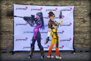 Overwatch at J-Popcon 2017 (Judges Favourite) by Rinaca-Cosplay