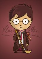 Harry potter by pribellafronte