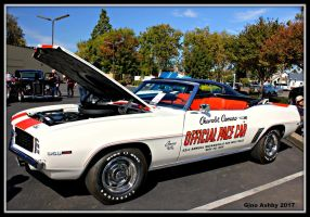 1969 Indy Pace Car by StallionDesigns