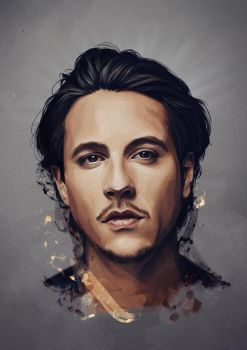 Nekfeu by LipsyKooks